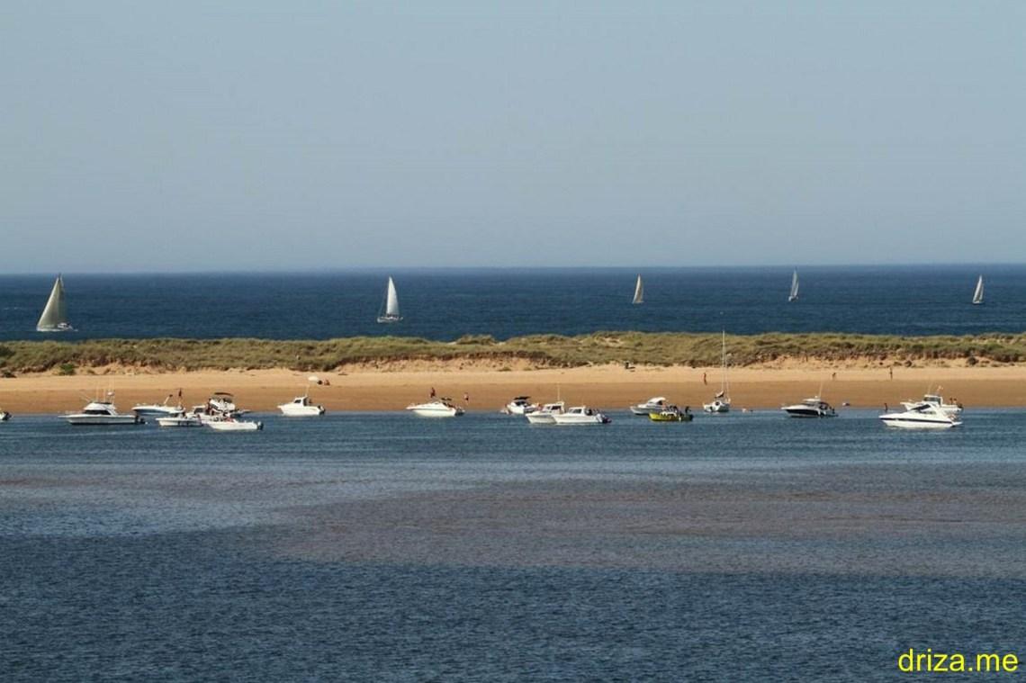 Después de cruzar los primeros clasificados, el viento roló al ONO con rachas de 15 nudos
