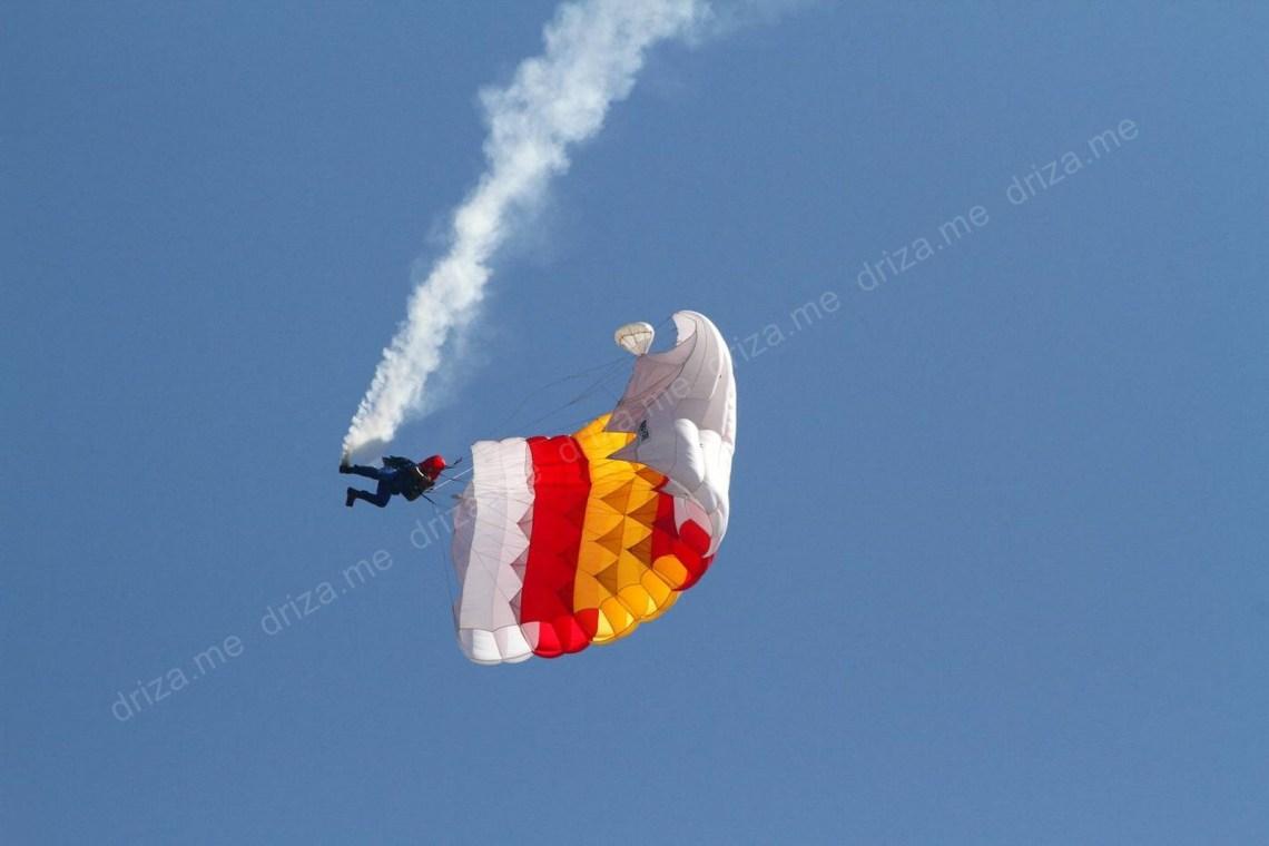 Patrulla Acrobática de Paracaidismo (PAPEA)