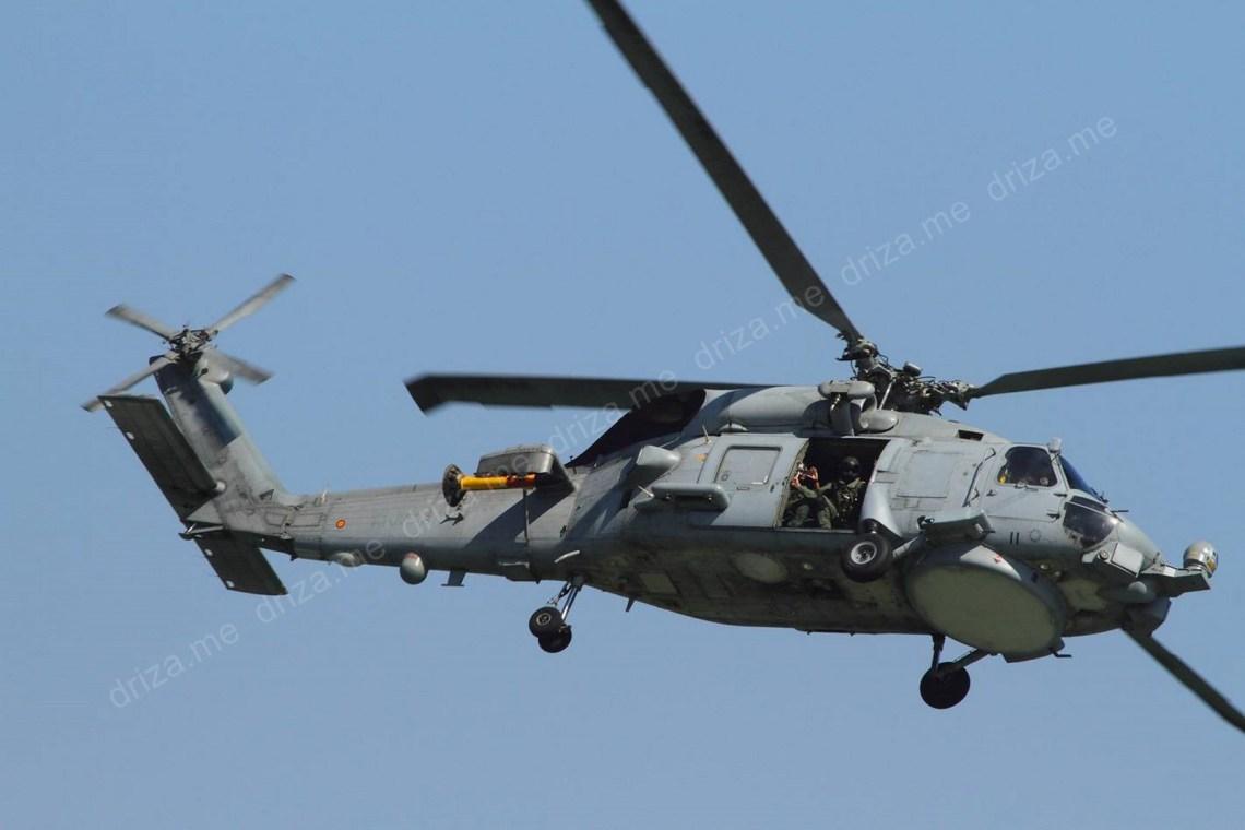 SH 60 Seahawk Armada Española