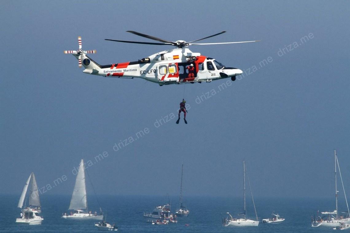 EC-LFQ Salvamento Marítimo AgustaWestland AW139