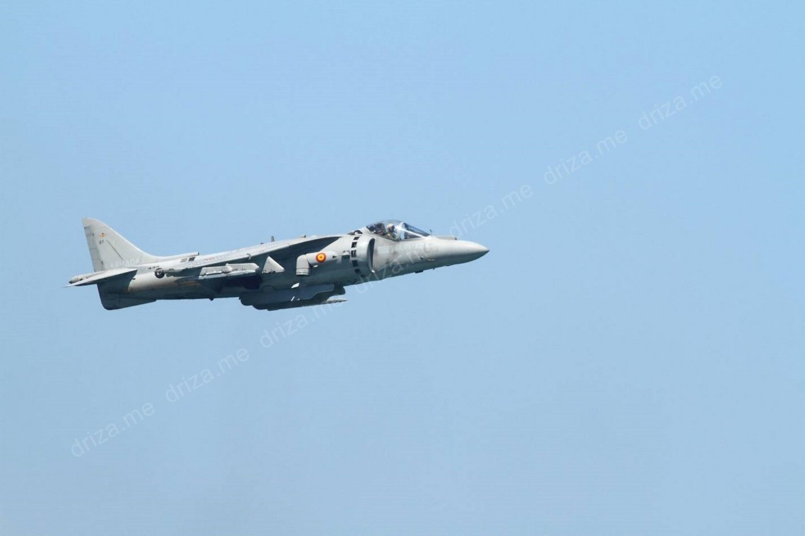 AV-8B Harrier II Plus - 9ª Escuadrilla
